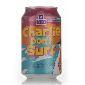 lphabet Charlie Don't Surf Session IPA - 24 x 330ml
