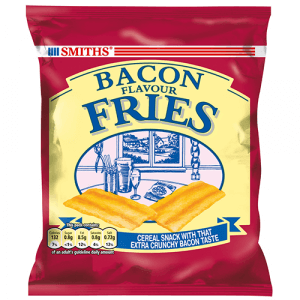 Bacon Fries Smiths Bacon Fries 24 x 24g
