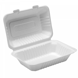 Bagasse Lunch Box - 250