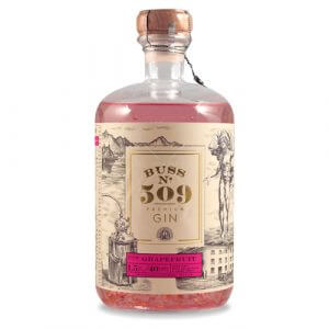 Buss No 509 Premium Grapefruit Gin - 70cl
