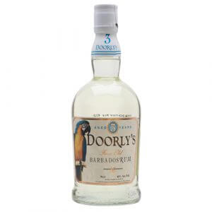 Doorly's Barbados Rum 3 Year Old - 70cl