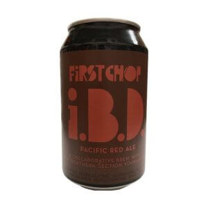 First Chop IBD Gluten Free Red Ale - 24 x 330ml