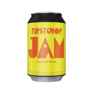 First Chop JAM Gluten Free Mango Pale - 24 x 330ml