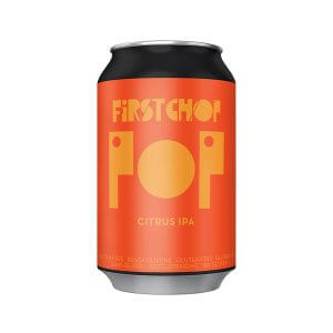 First Chop POP Gluten Free Cirus IPA - 24 x 330ml