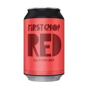First Chop RED Gluten Free Modern Red Ale 330ml x 24
