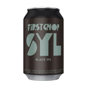 First Chop SYL Gluten Free Black IPA - 24 x 330ml