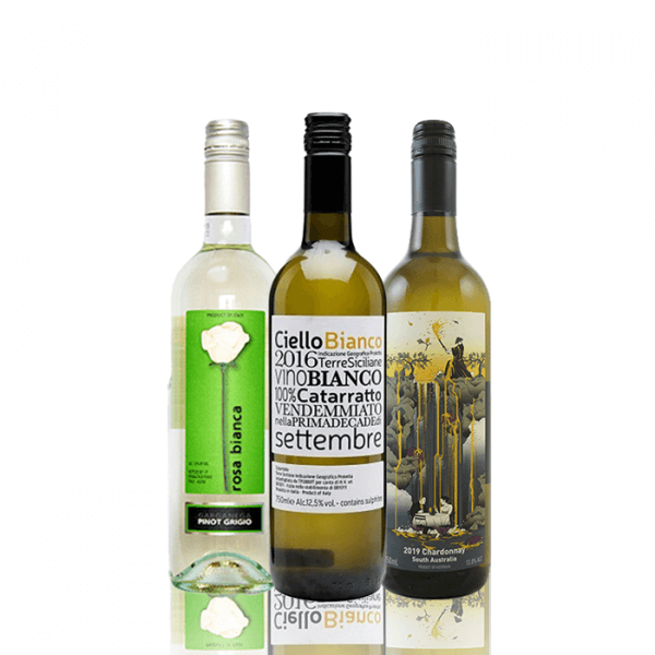 Natural White Wine Selection