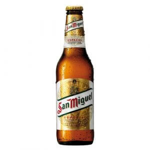 San Miguel Especial Lager - 24 x 330ml