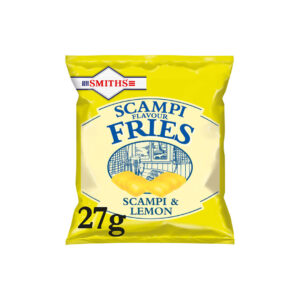 Smiths Scampi Fries 27g x 24 - WDS Group.