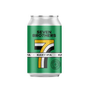 Seven Brothers Easy IPA - 12 x 330ml