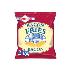 Smiths Bacon Fries 27g x 24 - WDS Group.
