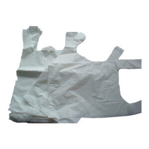 Medium Vest Carrier Bags 10x15x18 x 1000