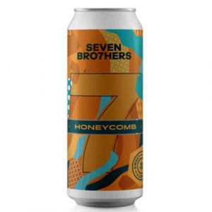 Seven Brothers Honeycomb Pale Ale - 12 x 440ml