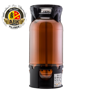 Premium ABK Pilsner Lager 30ltr Recyclable Beer Keg Beer Wholesale