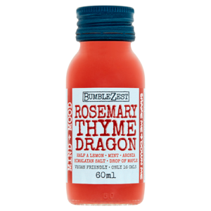 This is for you. The Rosemary Thyme Health shot, is full of A natural herbal ingredients being